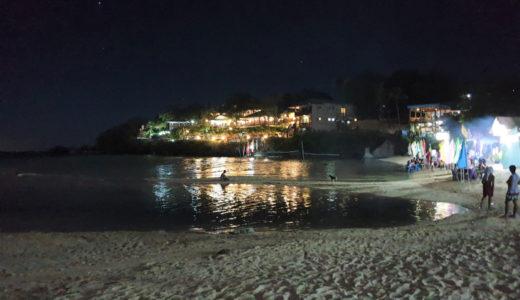 【2019年カモテス旅行04】[2日目]出会いに乾杯!カモテスのビーチで大宴会