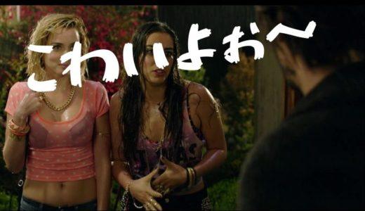 【映画】夜中に美女がドアをノックしても決して開けてはいけないと勉強になった